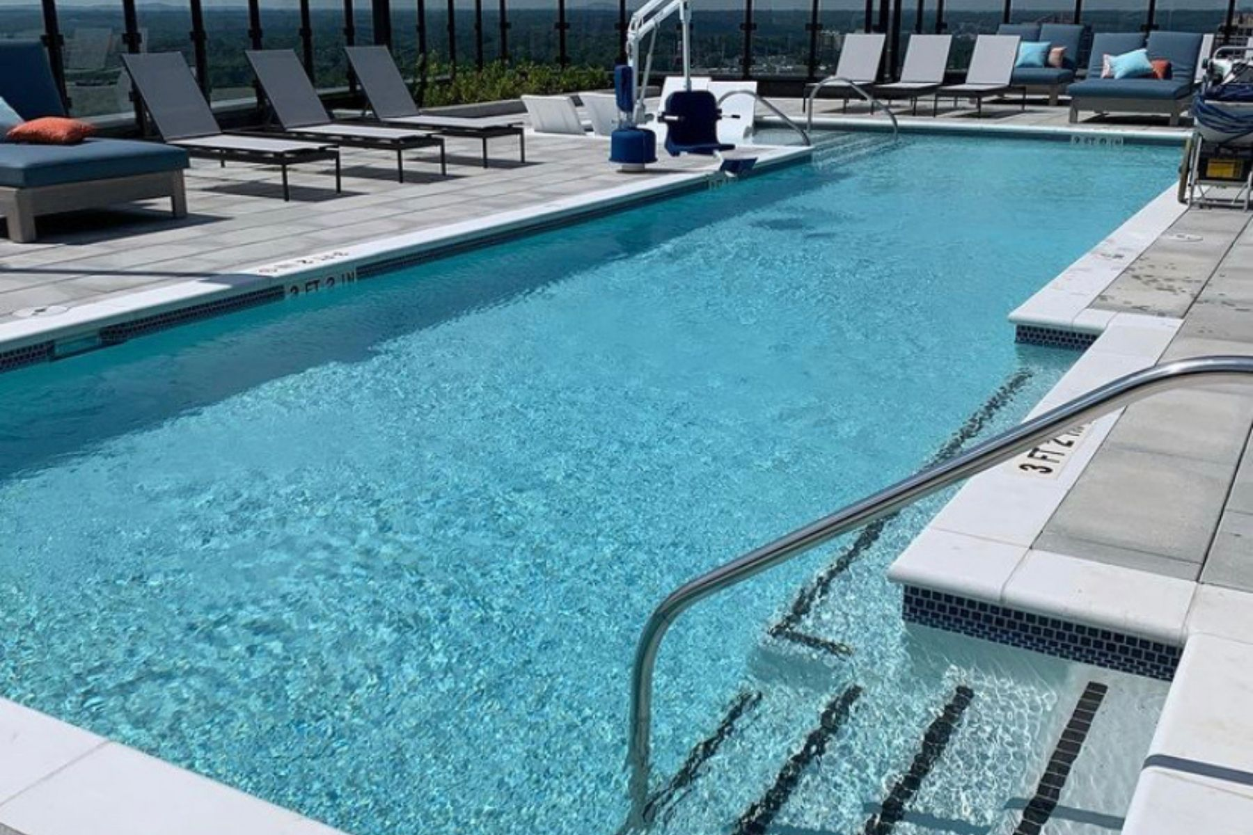 Maintain A Commercial Pool