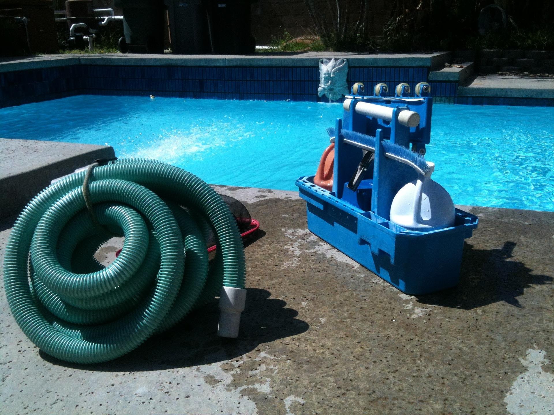 saltwater pool maintenance gear